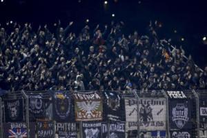 Κύπελλο Ελλάδας – ΠΑΟΚ: Χωρίς οπαδούς στην Πάτρα