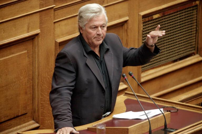 Παπαχριστόπουλος: Αύριο θα παραδώσω την έδρα μου