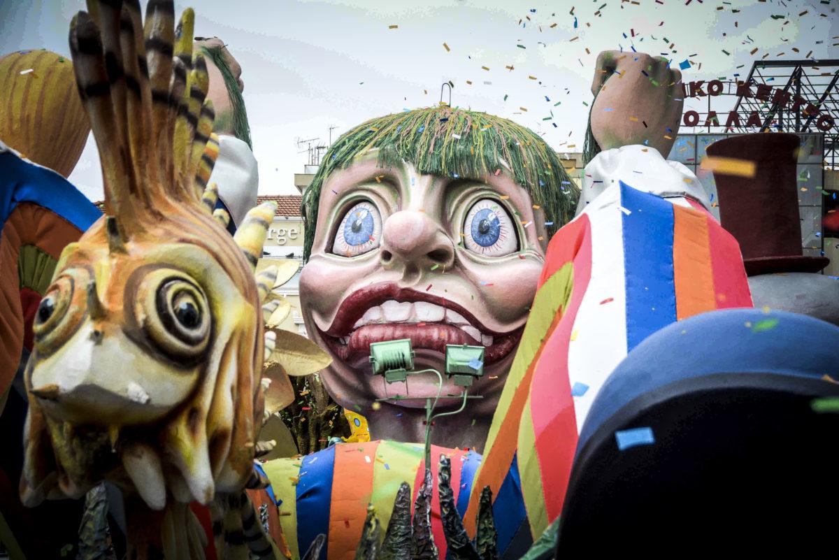 Ώρα για ξεφάντωμα! Ξεκινά το πατρινό καρναβάλι – Το πρόγραμμα των εκδηλώσεων