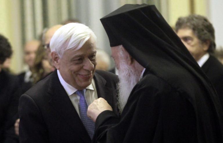 Στη Σύρο για τα Θεοφάνεια Παυλόπουλος και Ιερώνυμος | Newsit.gr