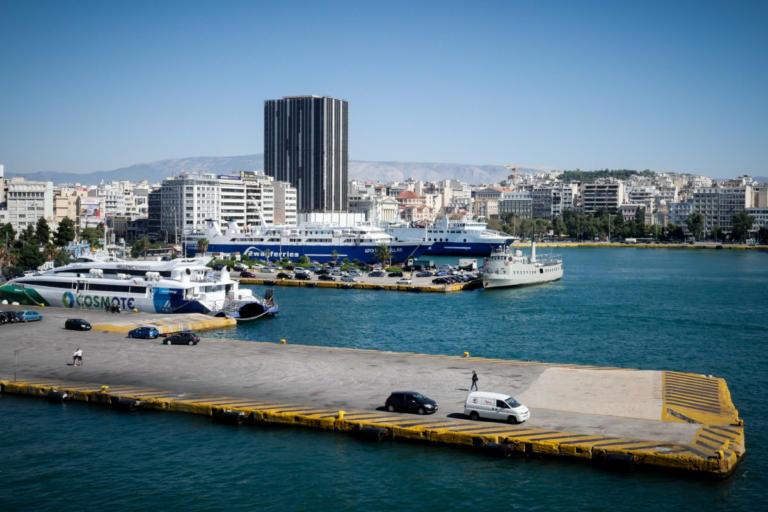 Νεκρός άνδρας στον Πειραιά – Έπεσε με το αυτοκίνητο στο λιμάνι