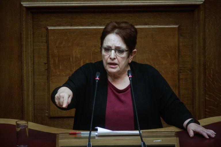 Παπαρήγα για Συμφωνία Πρεσπών: Εξυπηρετεί τα αμερικάνικα συμφέροντα – Κρυφός αντικομμουνιστής ο Τσίπρας! | Newsit.gr