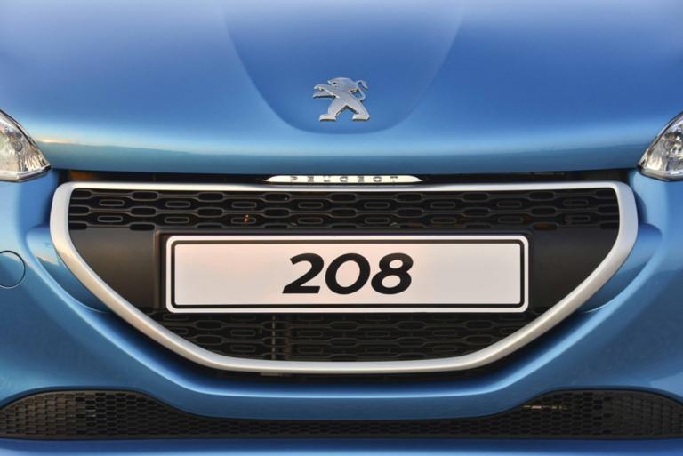 Έκπληξη! Αυτό είναι το νέο Peugeot 208! | Newsit.gr