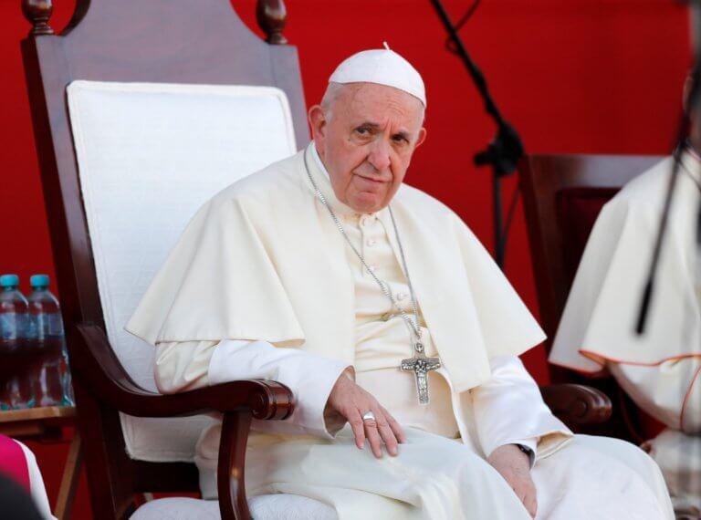 Πάπας Φραγκίσκος για Βενεζουέλα: Φοβάμαι μην χυθεί αίμα | Newsit.gr