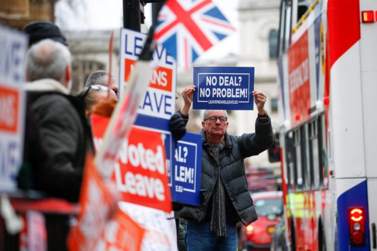 Βρετανία: Ελλείψεις στα τρόφιμα και αυξήσεις τιμών φέρνει ένα Brexit χωρίς συμφωνία | Newsit.gr