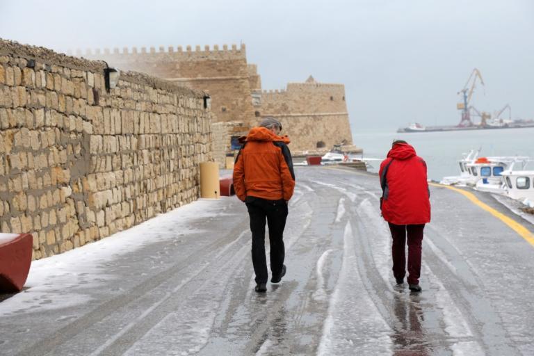 Καιρός: Προβλήματα στην Κρήτη από την κακοκαιρία | Newsit.gr