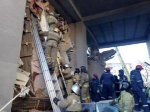 Θαύμα! Εντοπίστηκε ζωντανό βρέφος στα ερείπια πολυκατοικίας στη Ρωσία