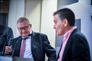 Ρέγκλινγκ: Χωρίς τον ESM, Ελλάδα, Ιταλία, Πορτογαλία θα ήταν εκτός Ευρωζώνης