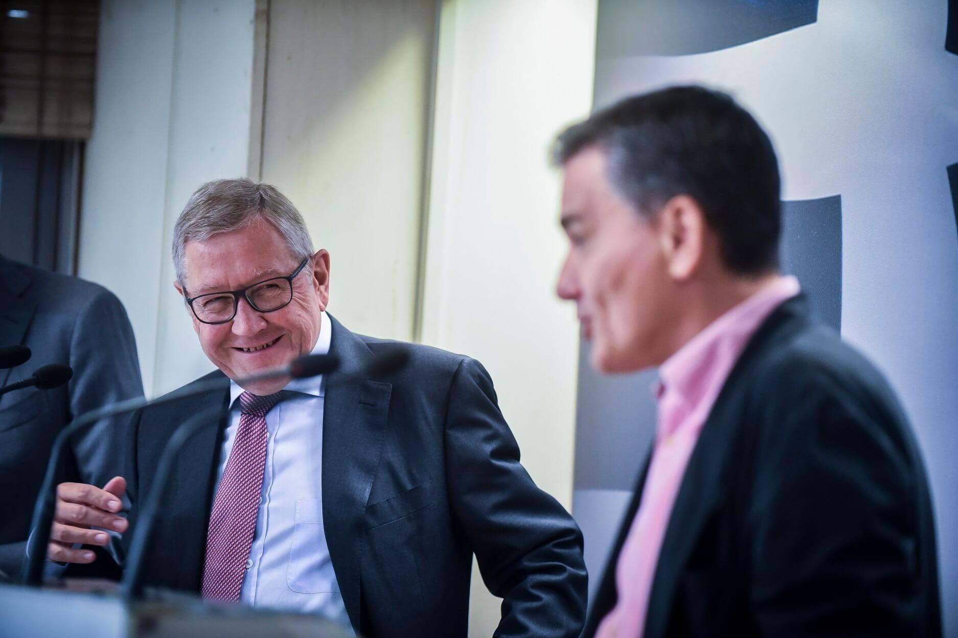 """Eurogroup: """"Προειδοποίηση"""" προς την Ελλάδα - Εφαρμόστε όσα έχουμε συμφωνήσει για να λάβετε την επιστροφή κερδών"""