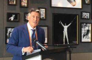 Ο Σεμπάστιαν Κόε διεκδικεί ξανά την προεδρία της IAAF