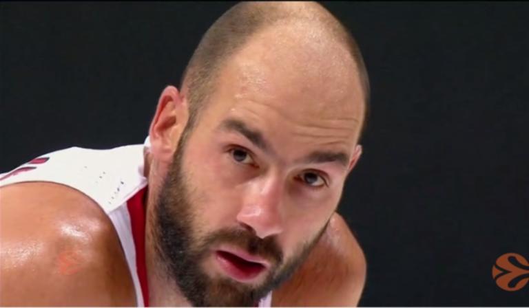 """Σπανούλης: """"Ο Ολυμπιακός είναι εδώ για το Final 4 και τους τίτλους"""" – video"""