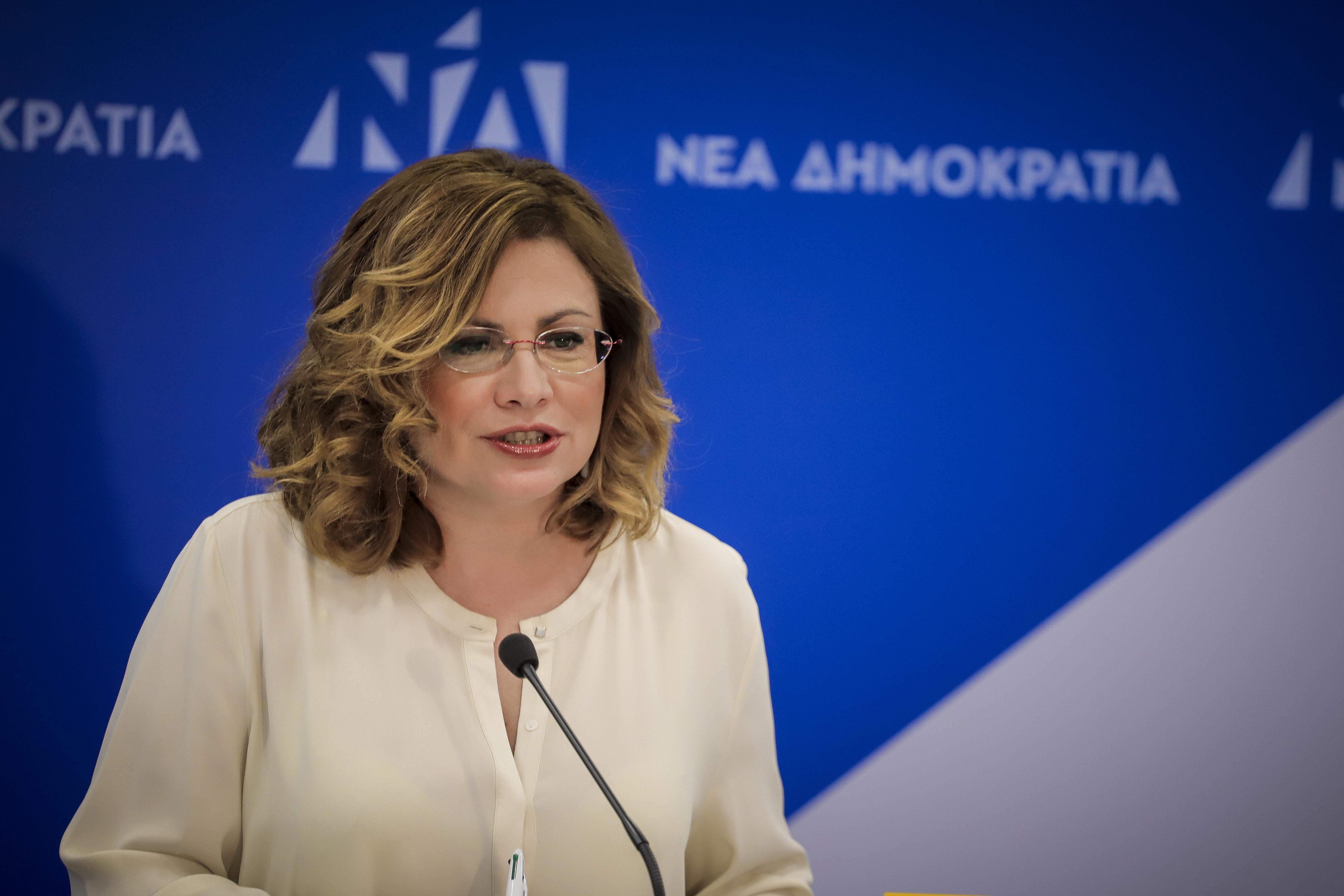 Η Μαρία Σπυράκη υποψήφια για το βραβείο «Ευρωβουλευτής της χρονιάς»