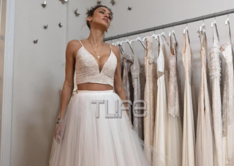 Βασιλική Σταματοπούλου: Η σύζυγος του Νίκου Αναδιώτη ντύνεται ξανά νύφη και είναι εντυπωσιακή! [pics]
