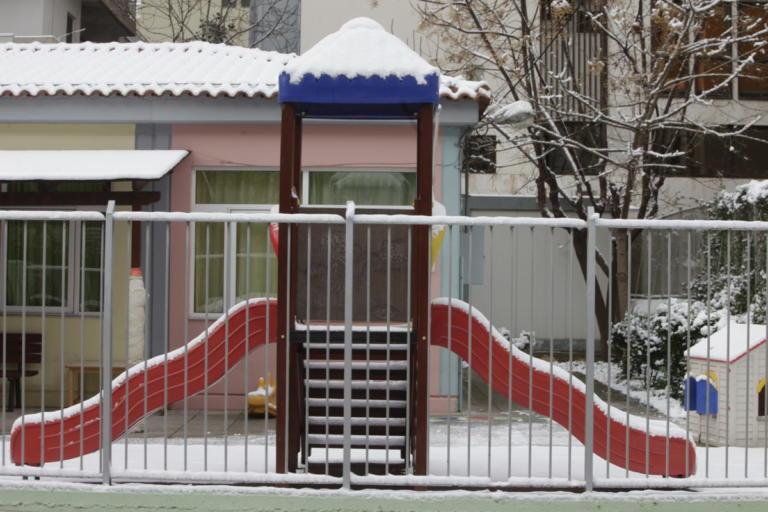 Κλειστά σχολεία στην Αττική και την Τετάρτη   Newsit.gr