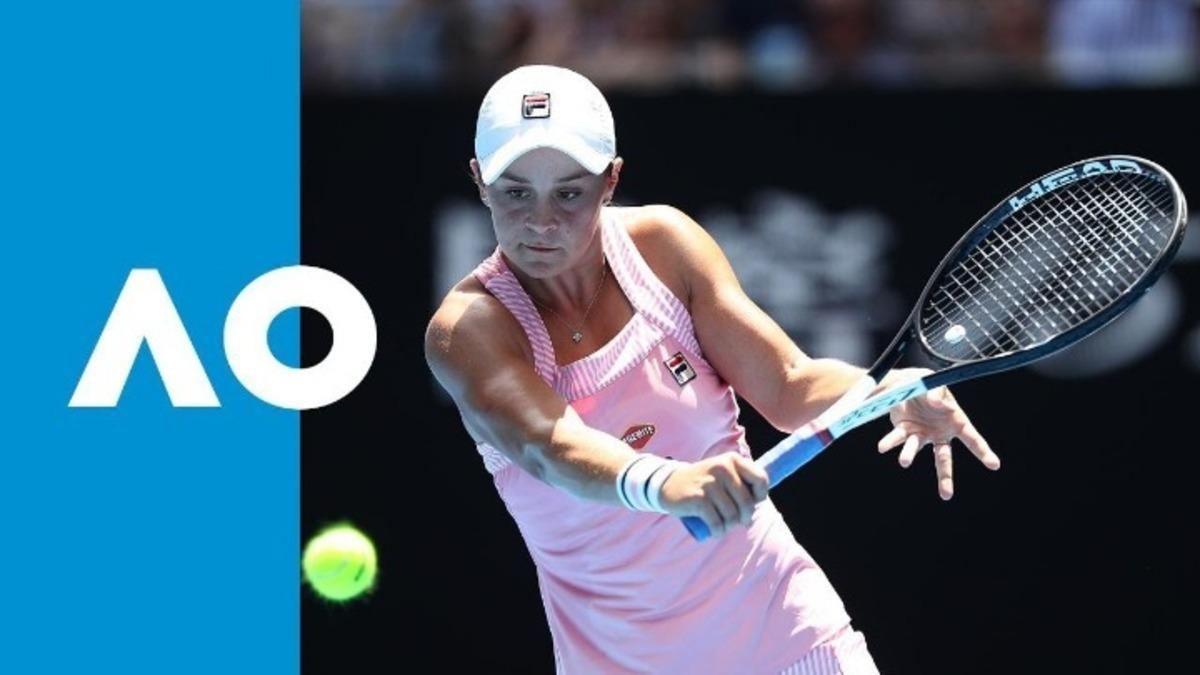 Australian Open: Η Μπάρτι απέκλεισε την Σαράποβα!!