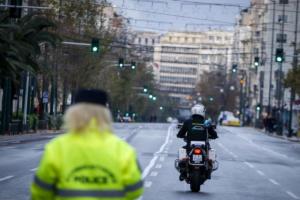 """""""Αστακός"""" η Αθήνα για την επίσκεψη Μέρκελ! 2.000 αστυνομικοί στους δρόμους!"""