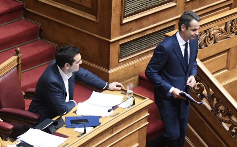 «Ώρα μηδέν» για την πρόταση μομφής της ΝΔ κατά της κυβέρνησης | Newsit.gr