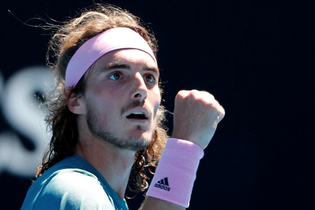 """Τσιτσιπάς: """"Αποθέωση"""" στο twitter του Australian Open! Ο… νεότερος μετά τον Τζόκοβιτς"""