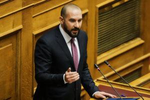 Τζανακόπουλος για ΝΔ: Ο νέος δράκος στο παραμύθι είναι η μείωση του αφορολόγητου