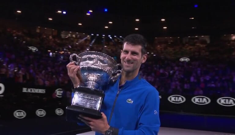 «Βασιλιάς» Τζόκοβιτς! «Διέλυσε» τον Ναδάλ και… έγραψε ιστορία στο Australian Open | Newsit.gr