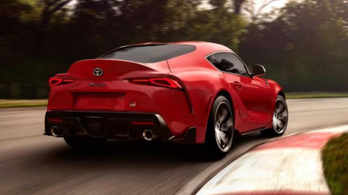 Νέα Toyota Supra: Η επιστροφή ενός θρύλου! [vids] | Newsit.gr