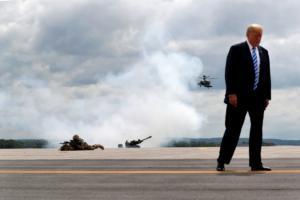 Σχέδια βομβαρδισμού του Ιράν φέρεται να επεξεργάζεται ο Τραμπ!