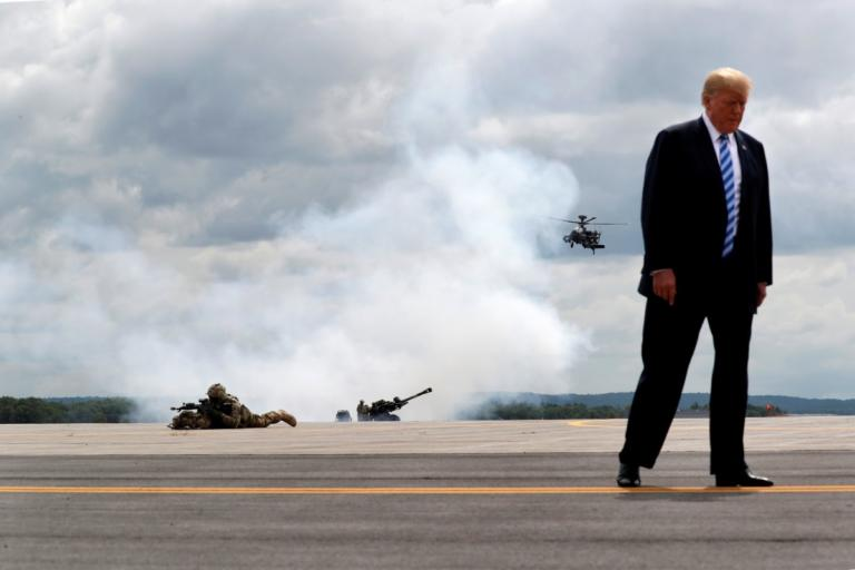 Σχέδια βομβαρδισμού του Ιράν φέρεται να επεξεργάζεται ο Τραμπ! | Newsit.gr