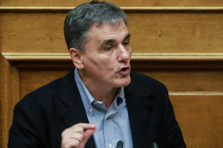 Τσακαλώτος: 7 δισ. ευρώ από τις αγορές και αποπληρωμή του ΔΝΤ – Έχουμε πλειοψηφία για Πρέσπες