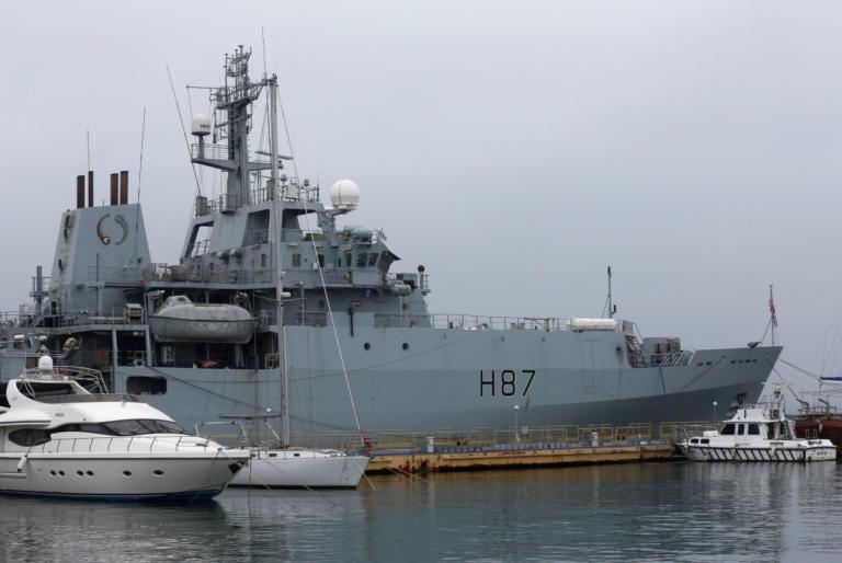 Ασκήσεις του αμερικανικού Πολεμικού Ναυτικού στη Μαύρη Θάλασσα