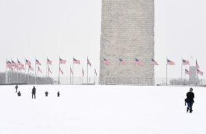 """ΗΠΑ: Στην """"κατάψυξη"""" 100 εκατ. Αμερικανοί – Στο μείον 28 ο υδράργυρος!"""