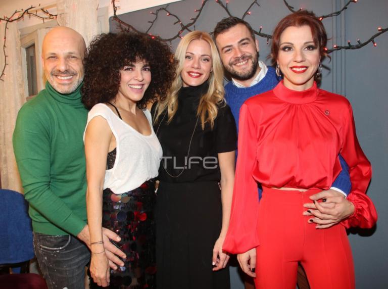 Λαμπερή πρεμιέρα για την «Βερβερίτσα» – Δες τους celebrities που έδωσαν το παρών! [pics]