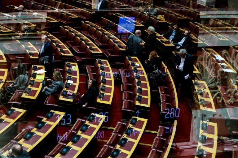 """Βουλή: Νέα καυτή εβδομάδα με """"Βόρεια Μακεδονία"""" και Αναθεώρηση Συντάγματος"""