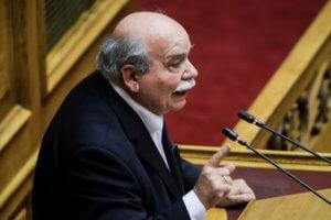 Βούτσης στη Βουλή: Στην πόρτα της Ελλάδας τα τέρατα και τα φαντάσματα της ακροδεξιάς…!