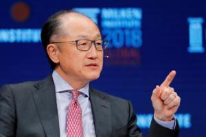 Παραιτήθηκε ο πρόεδρος της Παγκόσμιας Τράπεζας!