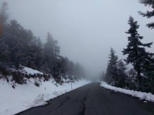 Καιρός live τα σημεία όπου χιονίζει αυτή την ώρα