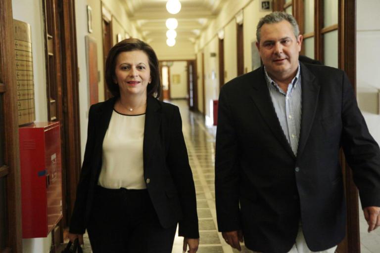 «Αδειάζει» τον Καμμένο η Χρυσοβελώνη για τη Συμφωνία των Πρεσπών | Newsit.gr