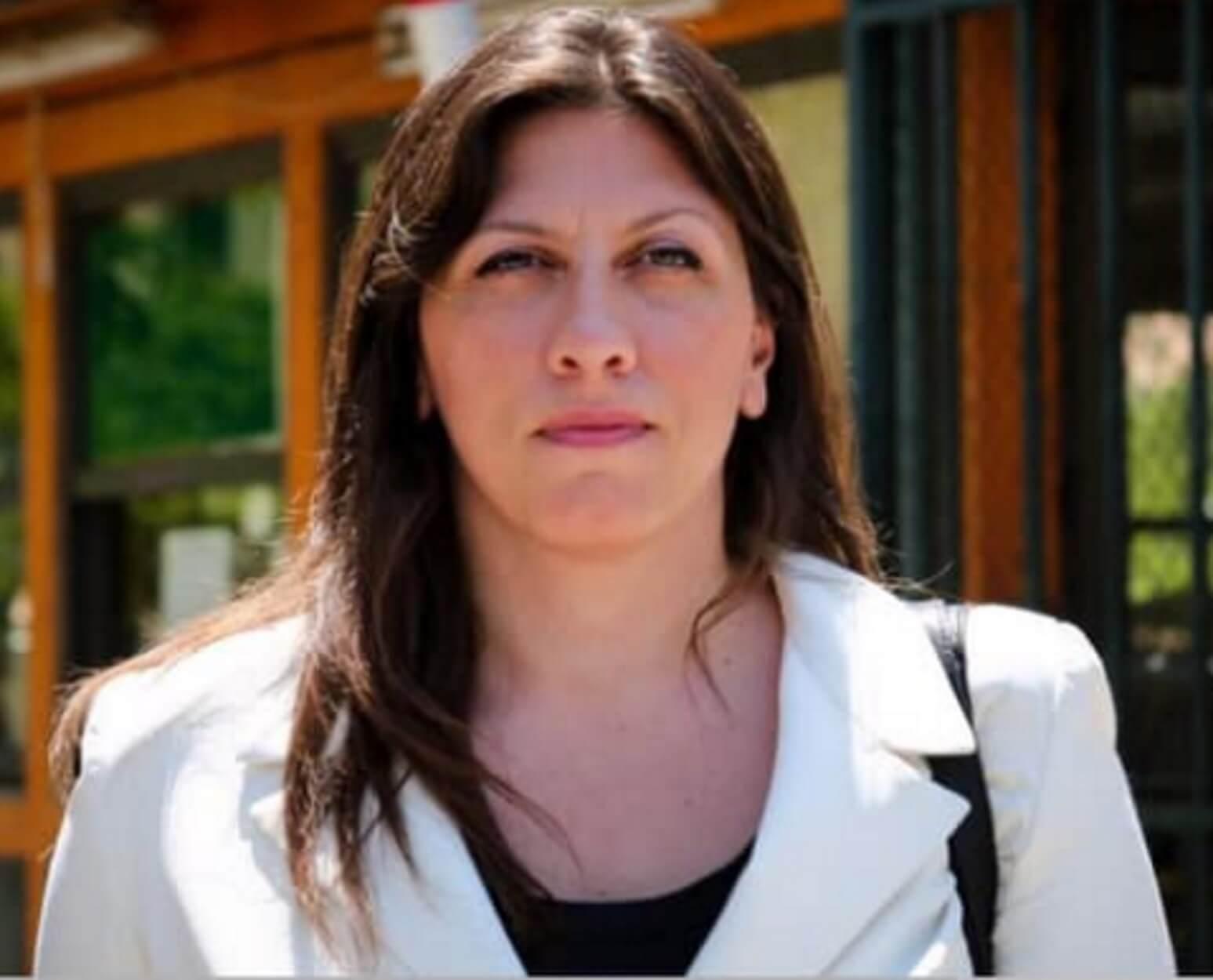 Ζωή Κωνσταντοπούλου σε Πολάκη: Είσαι κανίς που κάνει την πάπια