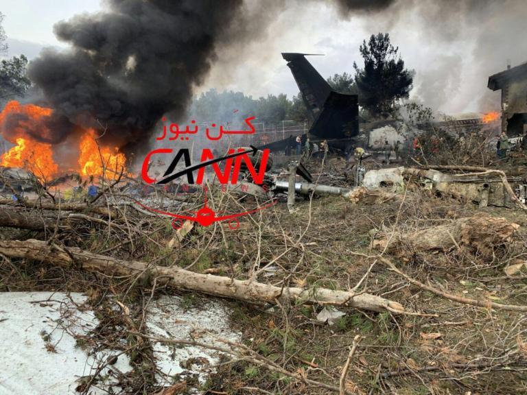 Συνετρίβη Boeing στο Ιράν – Συγκλονιστικές εικόνες