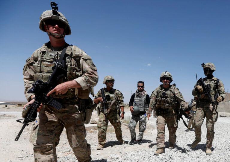 Αφγανιστάν: Εξετάζει αποχώρηση των στρατευμάτων η Ιταλία, στα «υπ' όψιν» για ΝΑΤΟ και ΗΠΑ | Newsit.gr