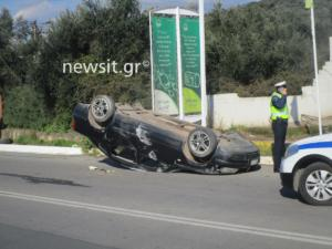 Αυτοκίνητο παρέσυρε παιδάκι στη Μεσσηνία! Εξαφανίστηκε ο οδηγός!