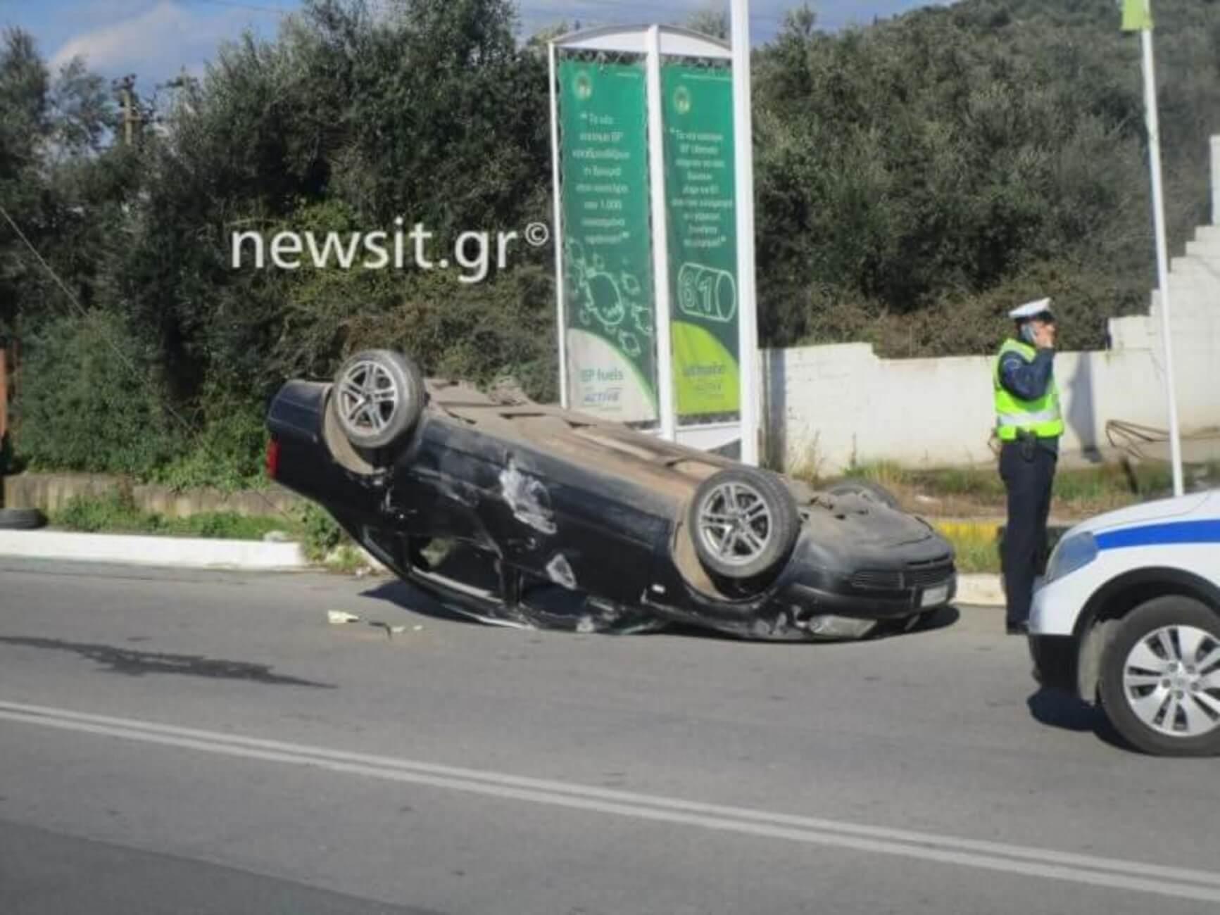 Καλαμάτα: Παραδόθηκε ο οδηγός που παρέσυρε και σκότωσε μαθητή – Δεν είχε δίπλωμα οδήγησης [pics]