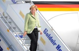 «Αυτοί που φώναζαν 'go back Madame Merkel' θα είναι επί της υποδοχής στο αεροδρόμιο»