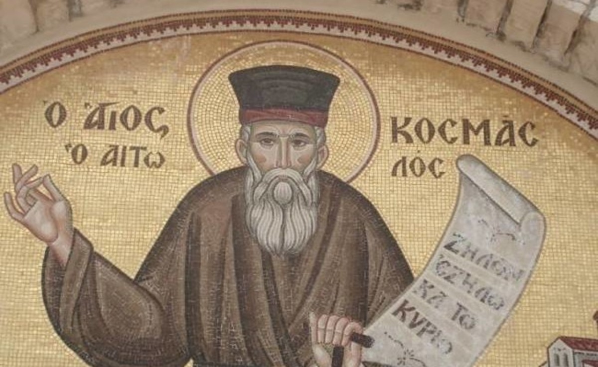 Δέκα συγκλονιστικές προφητείες του Πατροκοσμά που αξίζει να διαβάσετε