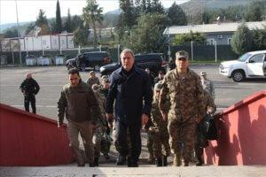 Επιστολή Ακάρ σε Αποστολάκη – Δεν ξέρουν τίποτα στο ελληνικό υπουργείο Άμυνας