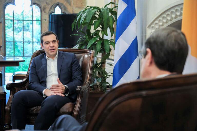 Αναστασιάδης σε Τσίπρα: Το όνομα είχε δοθεί έτσι κι αλλιώς από το 1992!   Newsit.gr