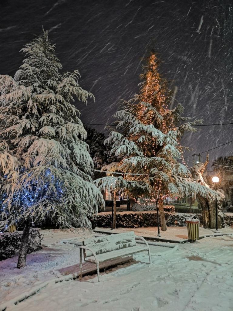 καιρός κλειστά σχολεία χιόνια
