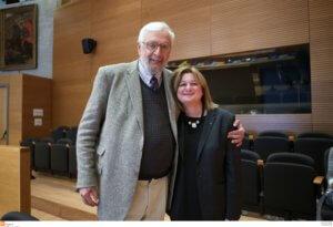 Θεσσαλονίκη: Ο Σίμος Μπενσασσών νέος πρόεδρος δημοτικού συμβουλίου στη θέση της Καλυψώς Γούλα