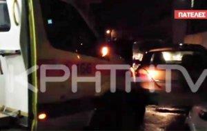 Κρήτη: Εξοργιστικές εικόνες σε σκοτεινό δρόμο – Η κάμερα αποτύπωσε την εγκληματική αδιαφορία – video