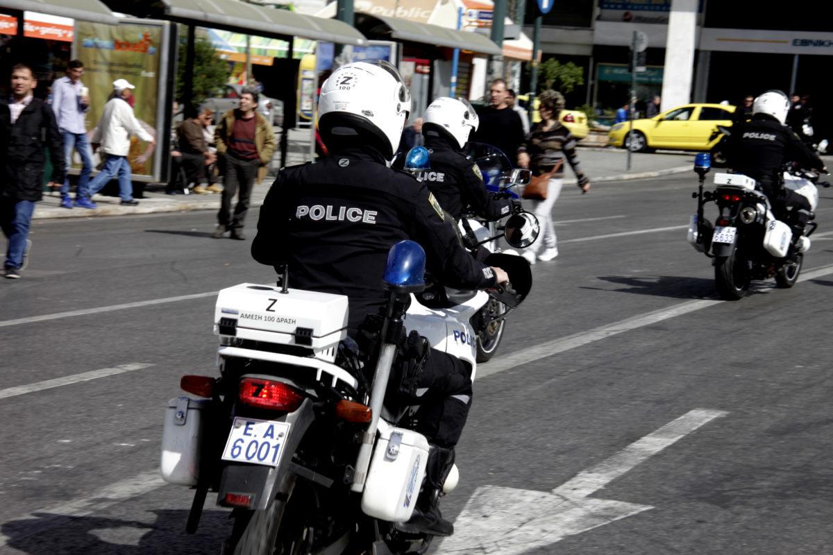 Κλειστοί δρόμοι στην Αθήνα και αστυνομικά μπλόκα για την επίσκεψη Μέρκελ