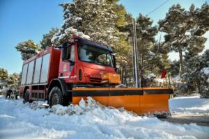 Ρένα Δούρου: Γι' αυτό δεν έκλεισαν δρόμοι στην Αττική από την κακοκαιρία